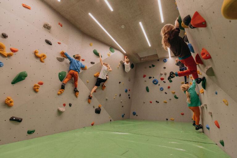 Kletterkurs für Kinder (6-10 Jahre)